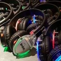 Three Channel headphones now available!!