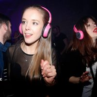 Silent Disco at BBC 6 Music Festival