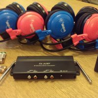 Silent Disco Kit hire for the UK at competitive prices