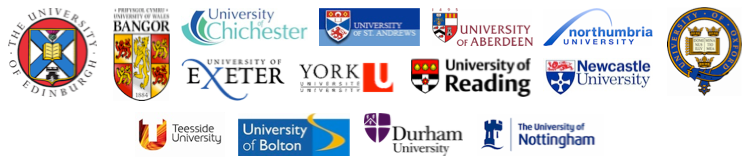 Just some of the universities we have worked with