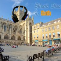 Silent Disco headphone hire in Bath & surrounding areas!