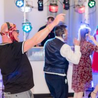 Hire our Silent Disco headphones for your wedding...